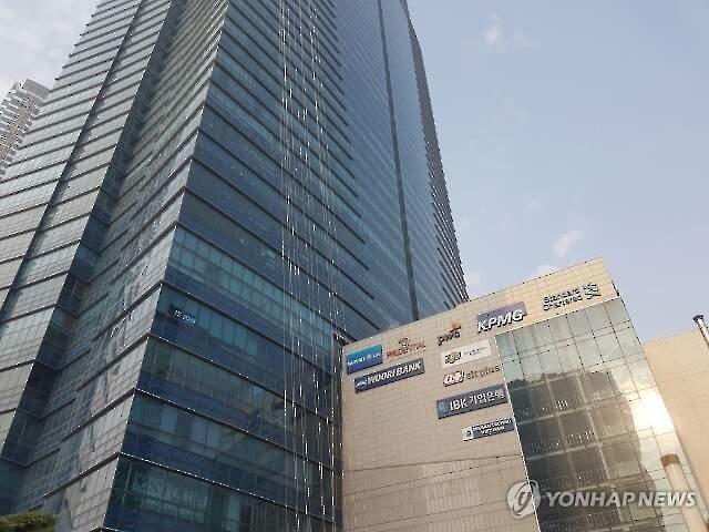 ◆…한국 기업들이 입주해 있는 베트남 하노이 '랜드마크72'.[연합뉴스 자료사진]