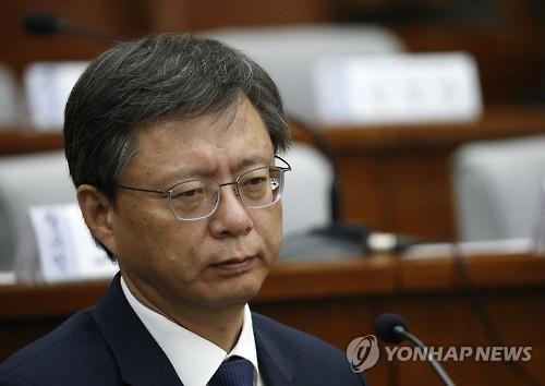 ◆…우병우(50) 전 청와대 민정수석비서관  [AP = 연합뉴스 자료사진]
